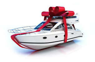 Boat as Gift